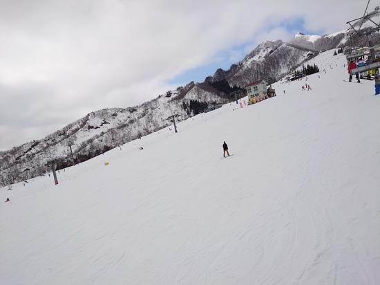初めてのスキー旅行|岩原スキー場のクチコミ画像