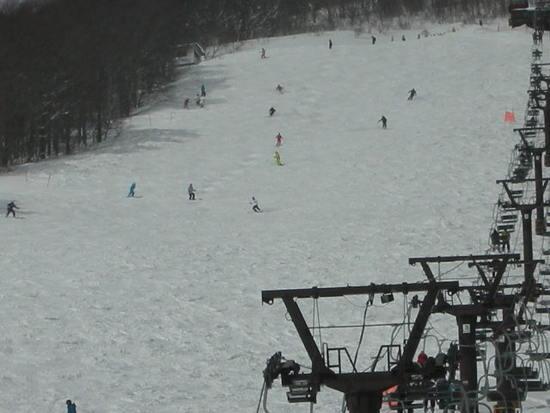 ミニコブあり|猪苗代スキー場[中央×ミネロ]のクチコミ画像1