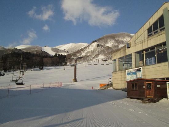 咲花ゲレンデからアクセスが楽|白馬八方尾根スキー場のクチコミ画像