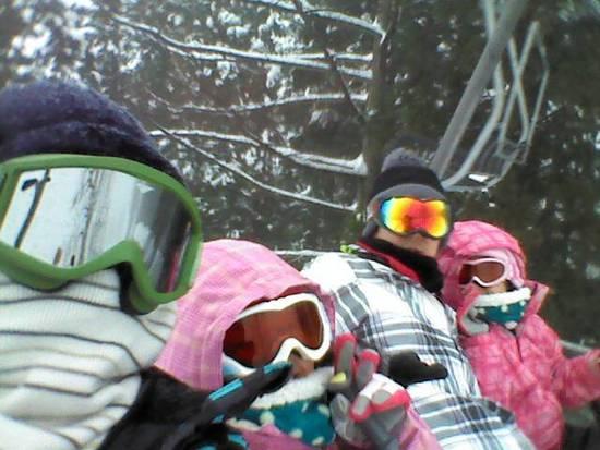 雪質サイコー|かぐらスキー場のクチコミ画像
