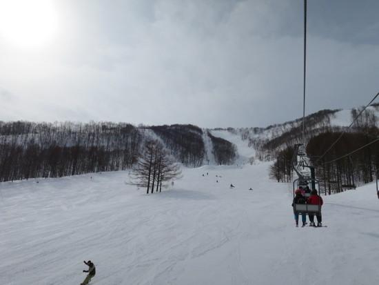 2015/03/01(日) 長野県斑尾スキー場の速報|斑尾高原スキー場のクチコミ画像