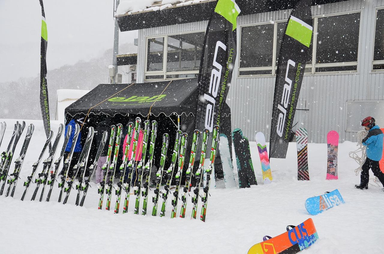 試乗会|神立スノーリゾート(旧 神立高原スキー場)のクチコミ画像