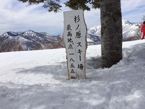 パークとフリースタイルが並走出来ていい|妙高杉ノ原スキー場のクチコミ画像