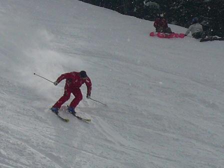 今年一番の寒波|信州松本 野麦峠スキー場のクチコミ画像