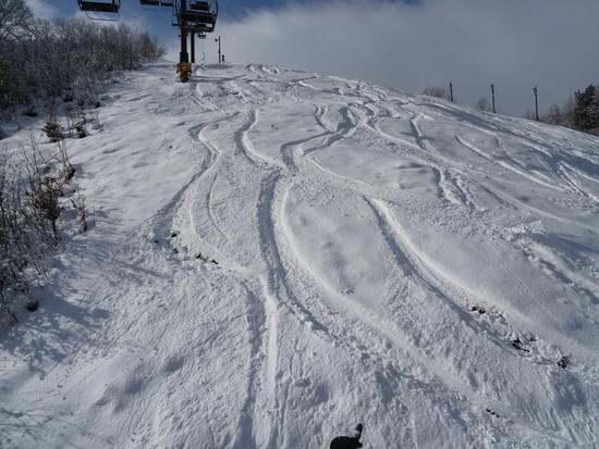 今シーズンのスタートです|白馬八方尾根スキー場のクチコミ画像