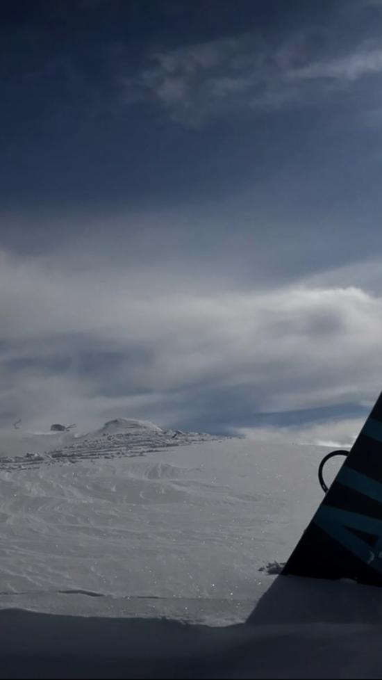 天気良好|スキージャム勝山のクチコミ画像