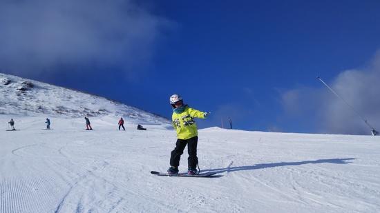 雪は少ないが・・・|車山高原SKYPARKスキー場のクチコミ画像