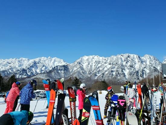 戸隠スキー場のフォトギャラリー4