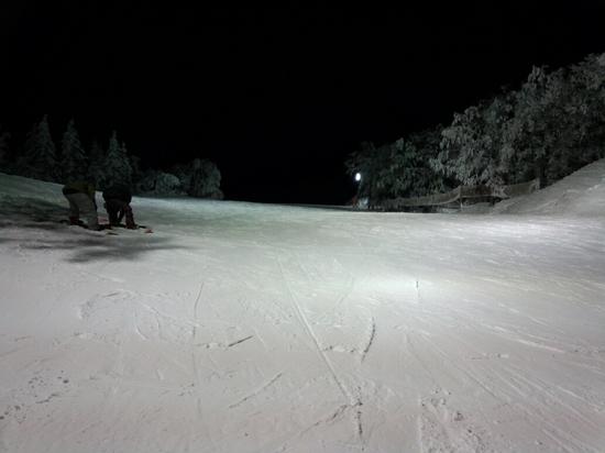 リフト終了が早い|蔵王温泉スキー場のクチコミ画像