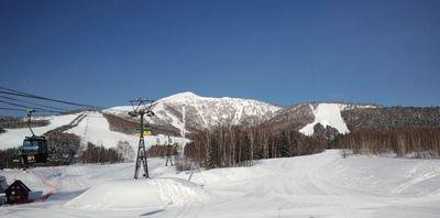 天気最高です|星野リゾート トマム スキー場のクチコミ画像