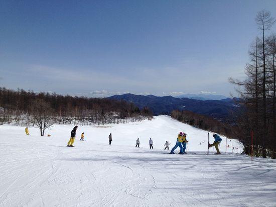 充実のキッズパーク&キッズスペース 草津温泉スキー場のクチコミ画像