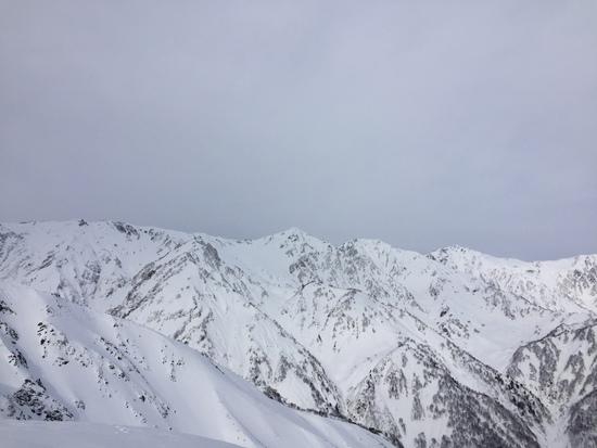 年に一度の八方尾根|白馬八方尾根スキー場のクチコミ画像