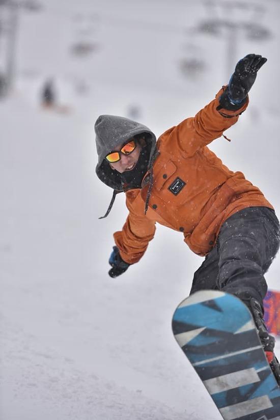 最高の雪質|ハチ・ハチ北スキー場のクチコミ画像