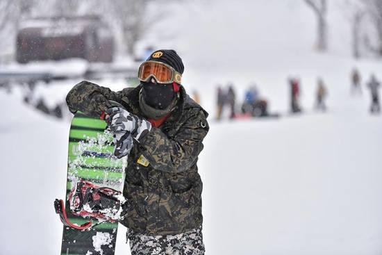 最高の雪質 ハチ・ハチ北スキー場のクチコミ画像3