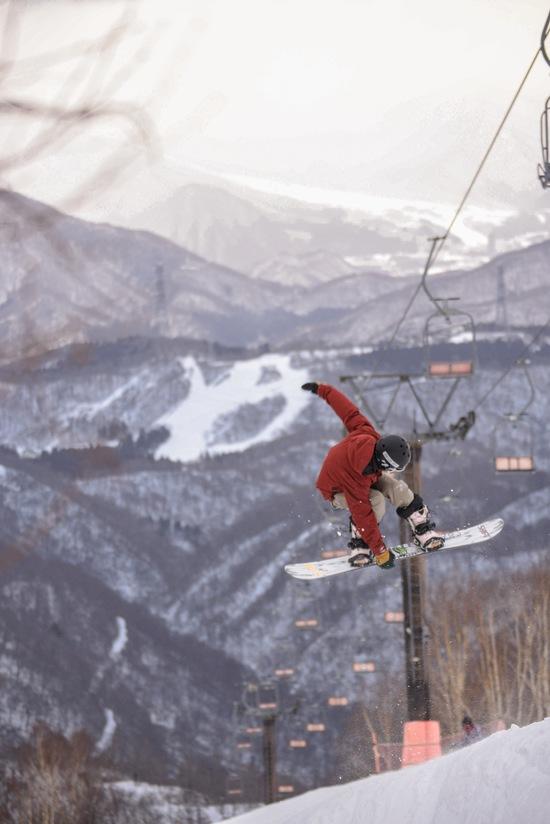 かぐらジャンプ|かぐらスキー場のクチコミ画像