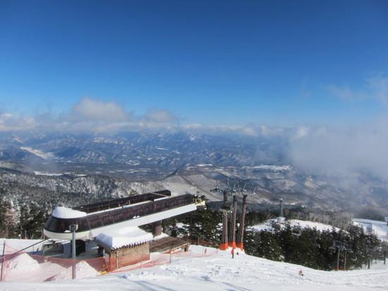 2014/01/12(日) 長野県 おんたけ2240スキー場の速報|Ontake2240のクチコミ画像