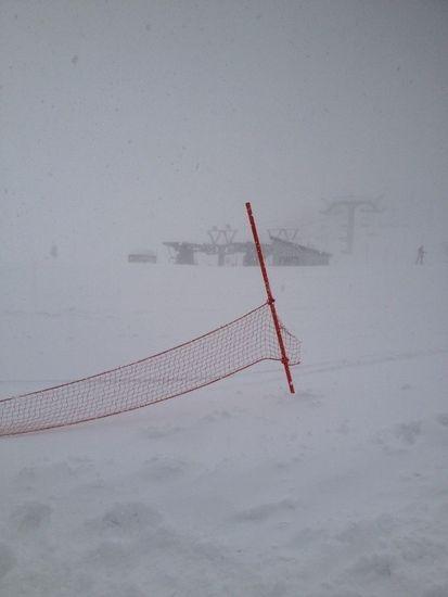 悪天候のため|谷川岳天神平スキー場のクチコミ画像
