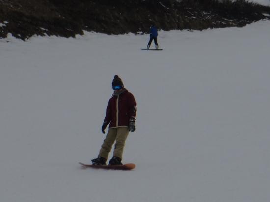 3つの大きなゲレンデがあるスキー場|スキージャム勝山のクチコミ画像2