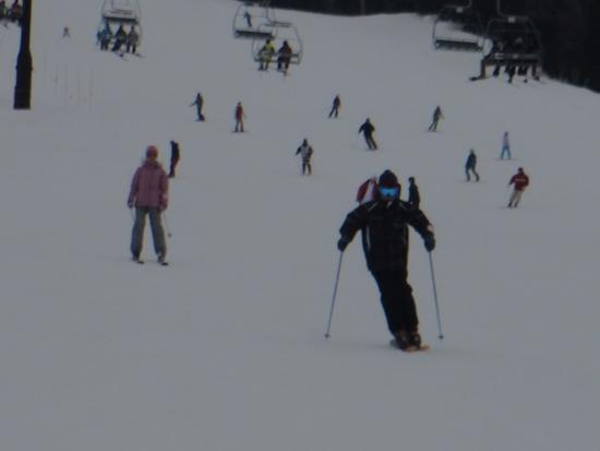 3つの大きなゲレンデがあるスキー場|スキージャム勝山のクチコミ画像3