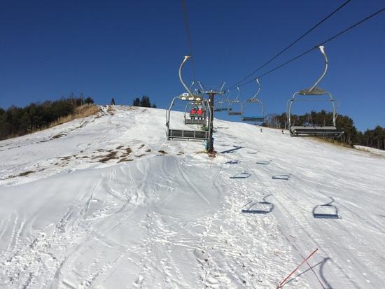 雪が|菅平高原スノーリゾートのクチコミ画像