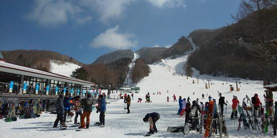 めっちゃ 良い雪~\(^o^)/|丸沼高原スキー場のクチコミ画像