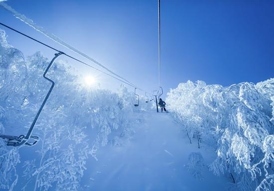 斑尾高原スキー場のフォトギャラリー1