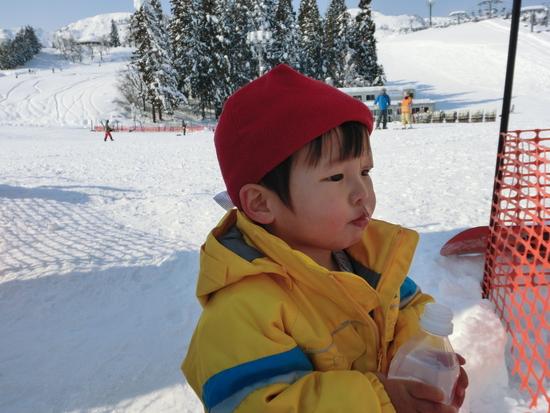 充実のゲレンデと施設|上越国際スキー場のクチコミ画像
