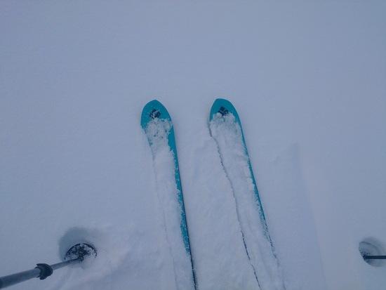 少雪タイミングでもばっちり! キューピットバレイのクチコミ画像