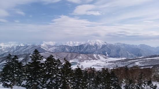 ダイナミック!|かぐらスキー場のクチコミ画像