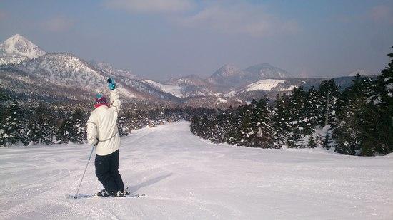 ~2017-2018 初老の旅シーズン2 3日目編~ 志賀高原 熊の湯スキー場のクチコミ画像2