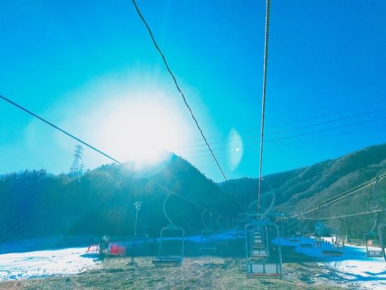リフトからの眺め|カムイみさかスキー場のクチコミ画像