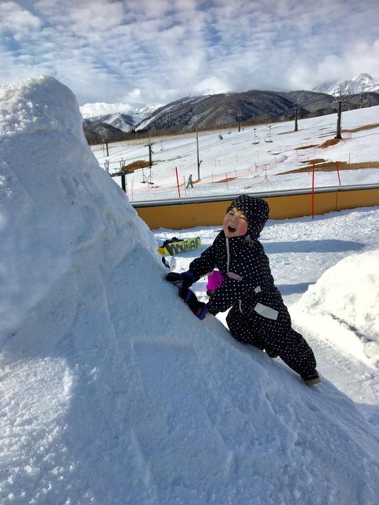 子供にいい|栂池高原スキー場のクチコミ画像