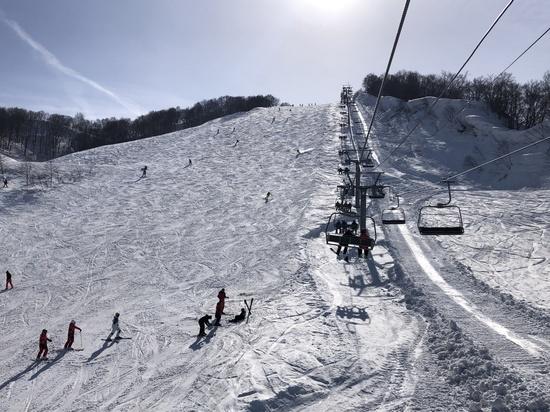 久し振りの石打丸山|石打丸山スキー場のクチコミ画像3
