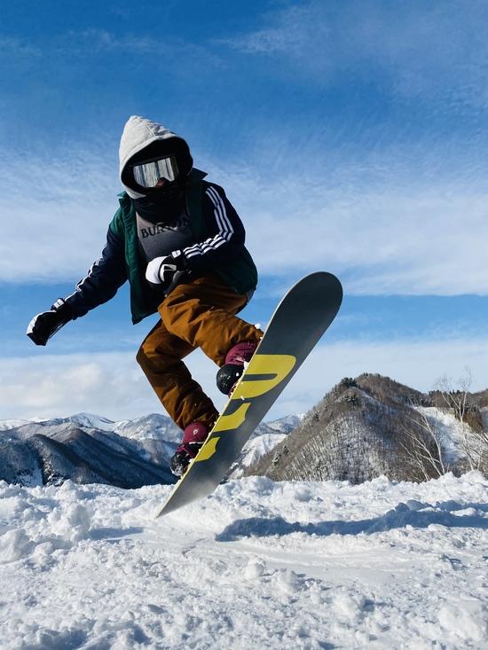 ジャンプ 水上高原・奥利根温泉 藤原スキー場のクチコミ画像2