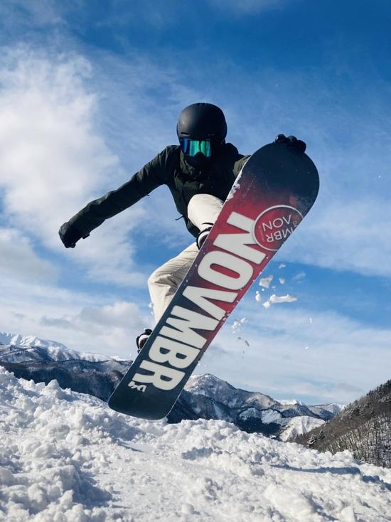 ジャンプ 水上高原・奥利根温泉 藤原スキー場のクチコミ画像3