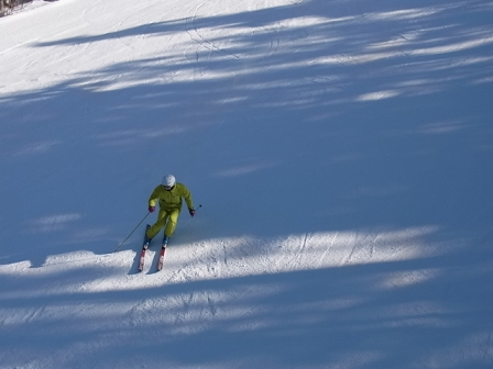 雪よ降れ|信州松本 野麦峠スキー場のクチコミ画像