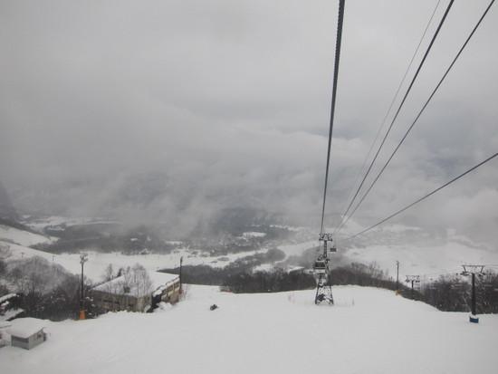 2014/12/12 (金) 長野県栂池高原速報|栂池高原スキー場のクチコミ画像