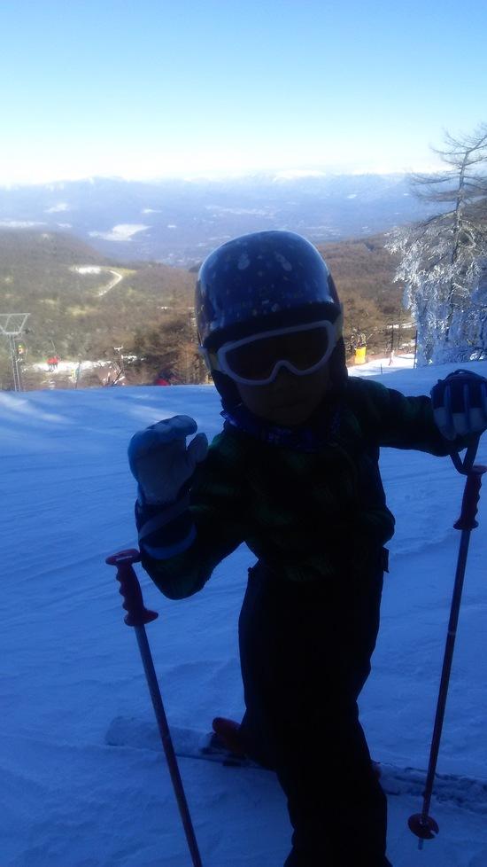 年末のスキー|箕輪スキー場のクチコミ画像