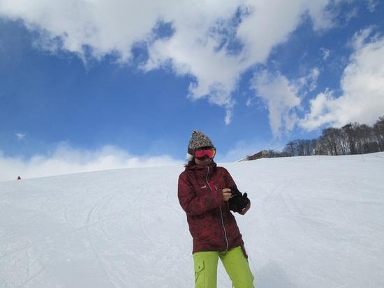 天候最高|白馬岩岳スノーフィールドのクチコミ画像3