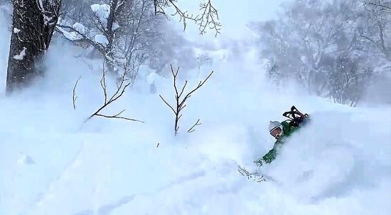粉雪求めてあちらこちら|妙高杉ノ原スキー場のクチコミ画像