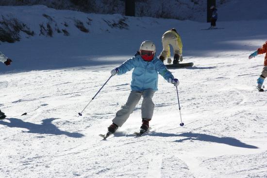 雪よかったです|カムイみさかスキー場のクチコミ画像