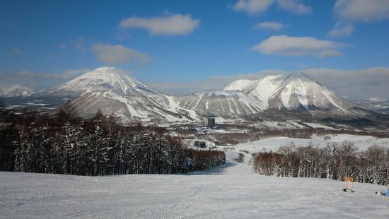 国内最大級の規模と施設の充実したスキー場です!|ルスツリゾートのクチコミ画像