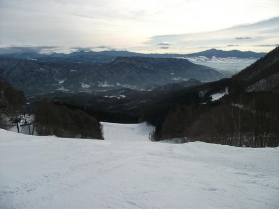早朝だと雲海がみられます|ノルン水上スキー場のクチコミ画像1