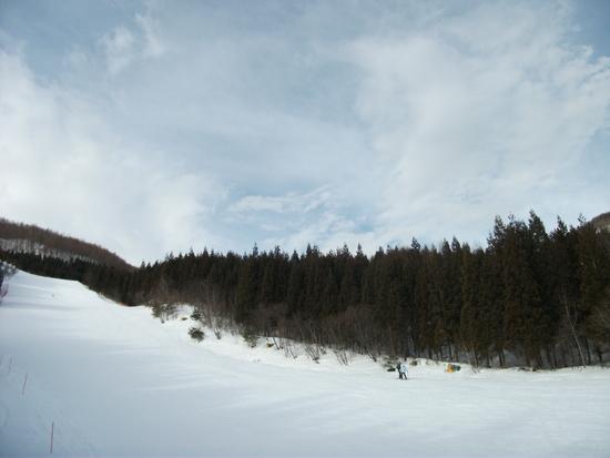 早朝だと雲海がみられます|ノルン水上スキー場のクチコミ画像2