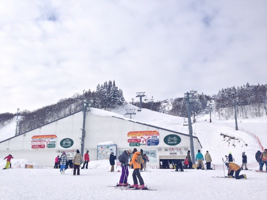 スクールに入ってみました。|GALA湯沢スキー場のクチコミ画像