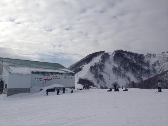 スクールに入ってみました。|GALA湯沢スキー場のクチコミ画像2