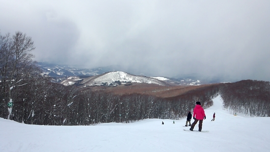 極上のパウダーとバリエーション豊富なコース|青森スプリング・スキーリゾートのクチコミ画像