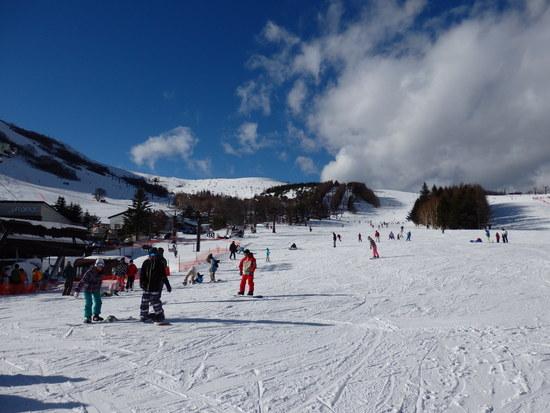 盛況でした 車山高原SKYPARKスキー場のクチコミ画像