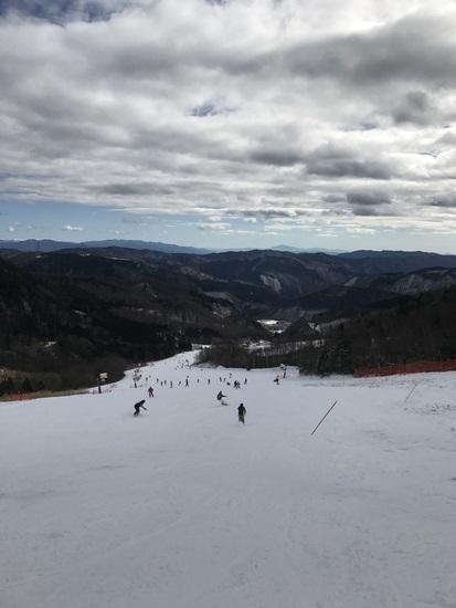 雪は少ないけど‥|めいほうスキー場のクチコミ画像