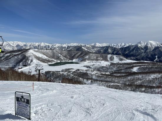 平日はリフト少な目|かぐらスキー場のクチコミ画像